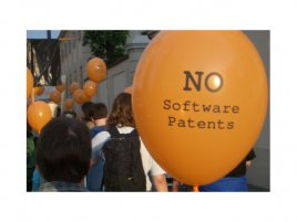 No Software Patents