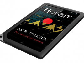 Nook HD Hobbit