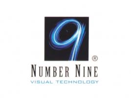 Number Nine logo