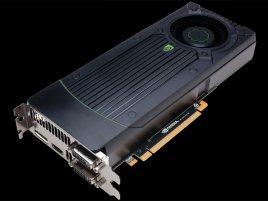 Nvidia GeForce GTX 670 black