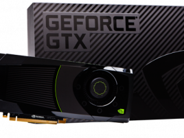 Nvidia GeForce GTX 680 box