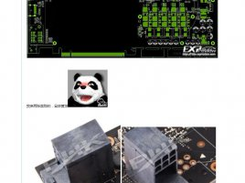 Nvidia Kepler PCB
