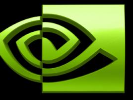 nvidia logo bez textu