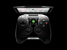 Nvidia Shield top view