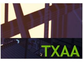 Nvidia TXAA TXAA