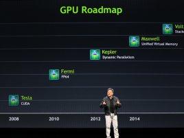 Nvidia Volta roadmap