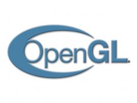 OpenGL logo velké