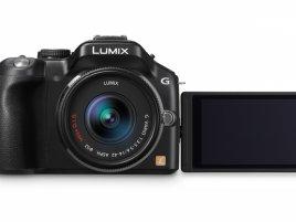 Panasonic Lumix G5 front lcd