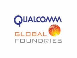Qualcomm GlobalFoundries logo