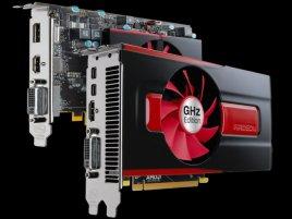 AMD Radeon HD 7750 a 7770
