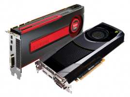 Radeon HD 7970 GeForce GTX 680