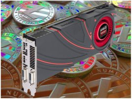 Radeon R9 280X Litecoin