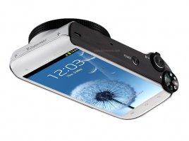 Samsung Galaxy S III compact camera