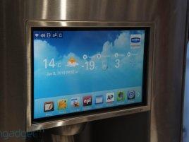 Samsung T9000 LCD