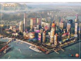 SimCity 2013 concept