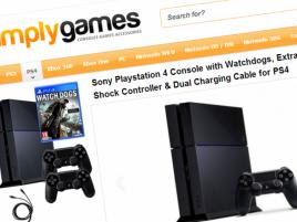 simplygames playstation 4