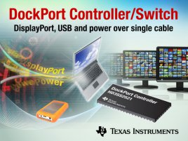 Texas Instruments DockPort Controller