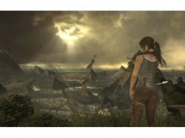 Tomb Raider 2013 TressFX