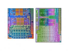 AMD Trinity a Llano die