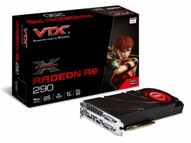 VTX3D R9 290 X-Edition box