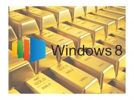 Windows 8 gold