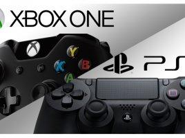 Xbox One vs Playstation 4