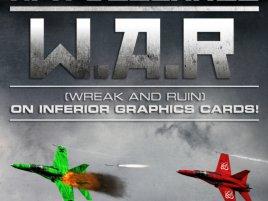 XFX EU W.A.R. competition soutěž