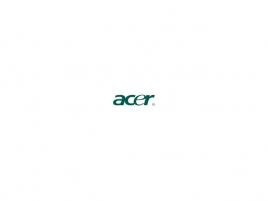 Acer logo staré