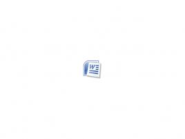 Microsoft Word logo nové
