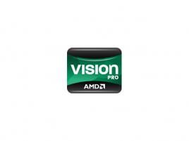 AMD Vision Pro logo
