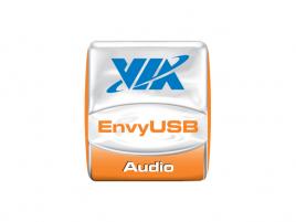VIA EnvyUSB Audio logo