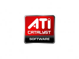ATI Catalyst logo / ATI Catalyst Software logo