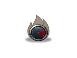 """AMD Turbo Core logo"""