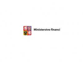 Ministerstvo financí logo