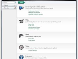 Nový AMD Catalyst Control Center: základní režim