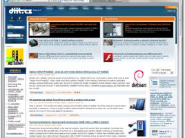 Internet Explorer 9 RC - diit.cz