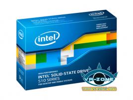 Intel SSD 510 Series (box)