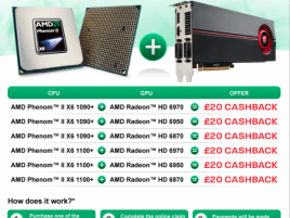 AMD GoPro and get cash back