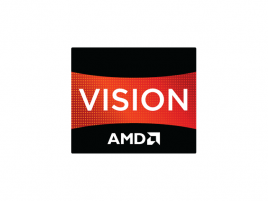 Nové AMD Vision logo
