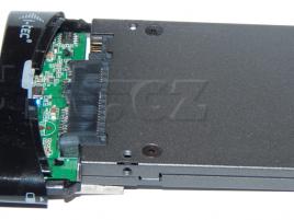 i-tec MySafe USB3 + Kingston SSDNow V+100 64GB