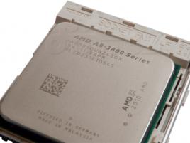AMD A8-3850 v socketu FM1
