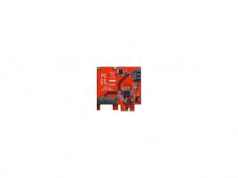 mSATA slot na mSATA3I-PCIe