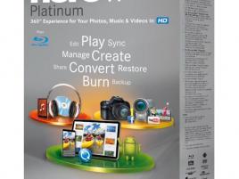 Nero 11 Platinum - krabice