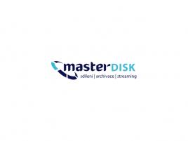 MasterDISK logo