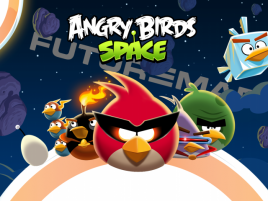 Angry Birds Space + Futuremark