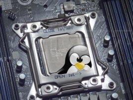 Core i7-3960X + Tux