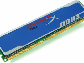 DDR3 Kingston HyperX Blu