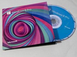 Instalační disk Windows 8