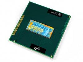 Intel Core i7 Mobile Processor Ivy Bridge (ilustrační obrázek)