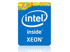"Intel Xeon logo ""Haswell""-style"